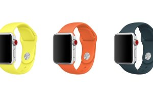 Apple Watch Band Farbe Neu 2017