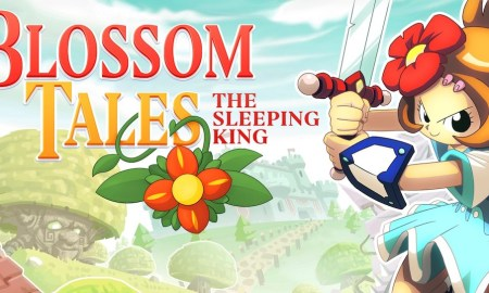 Blossom Tales Header