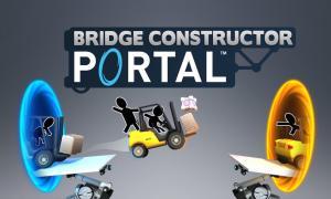 Bridge Constructor Portal Header