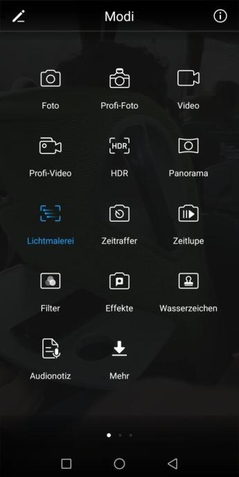 Honor 7x Screenshot Kamera 1