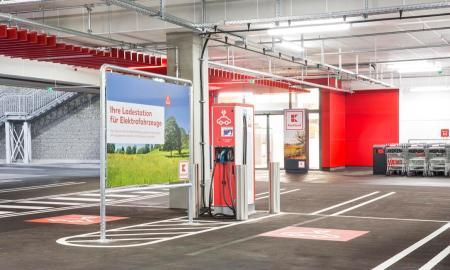 Kaufland Fördert E Mobilität Mit über 100 Ladestationen