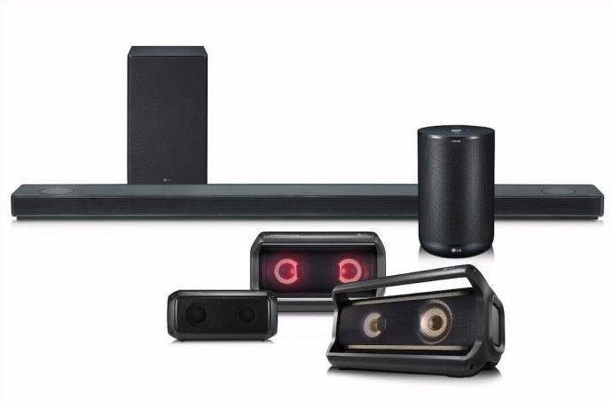 Lg Speaker 2018 Lineup