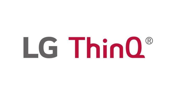 Lg Thinq Logo Header