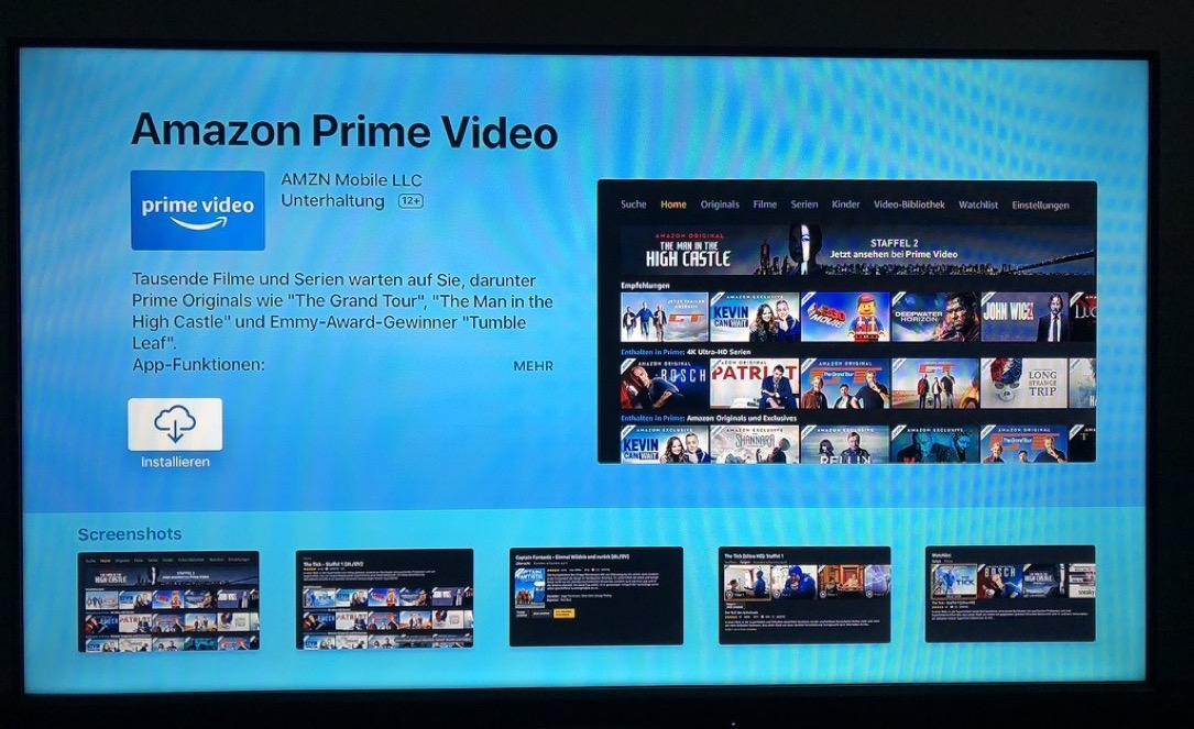 Prime Video Amazon Apple Tv 1