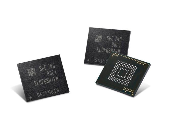 Samsung 512 Gb Ufs Speicher Header