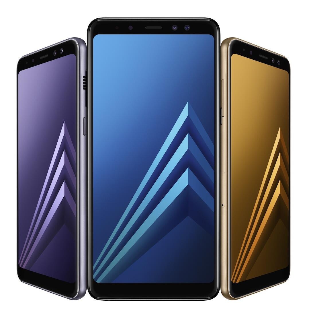 Samsung Galaxy A8 Trio