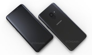 Samsung Galaxy S9 Render Onleaks1
