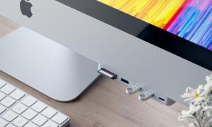 Satechi Clamp Hub Pro Header