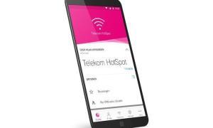 Telekom Connect App