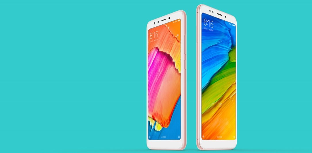Xiaomi Redmi 5 Plus Header