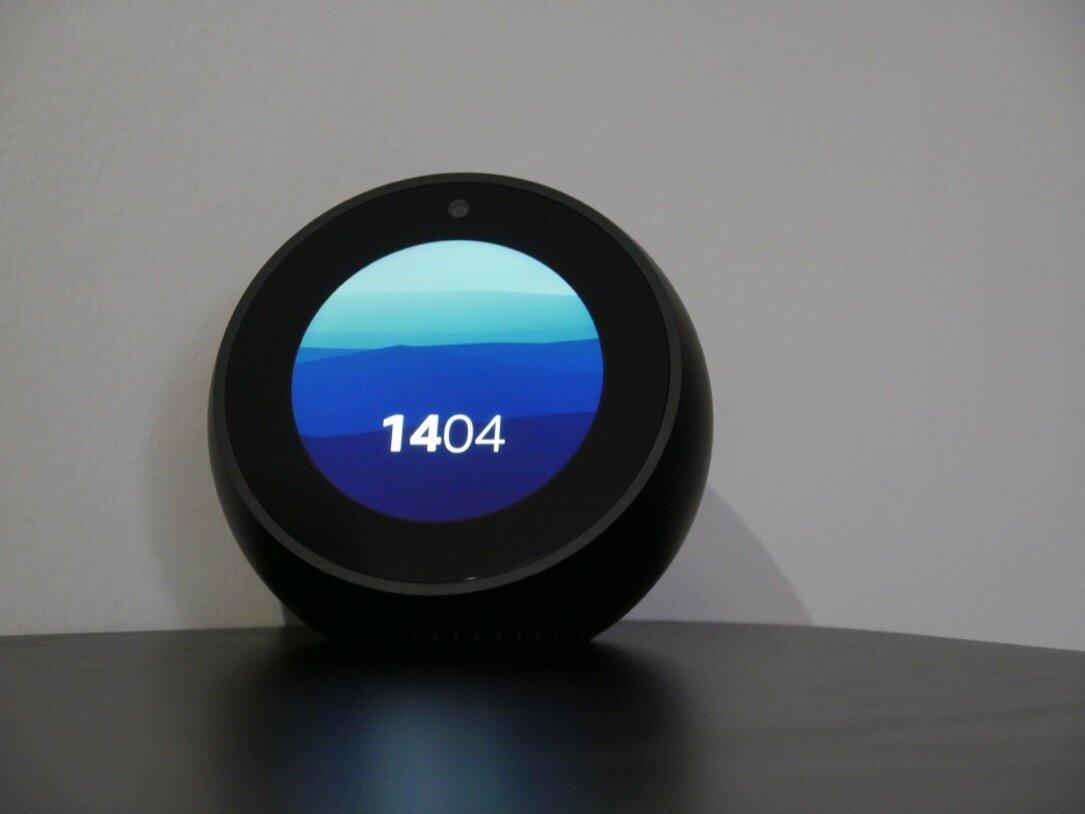 Amazon Echo Spot Test8