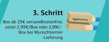 Amazon Pantry Versandkostenfrei