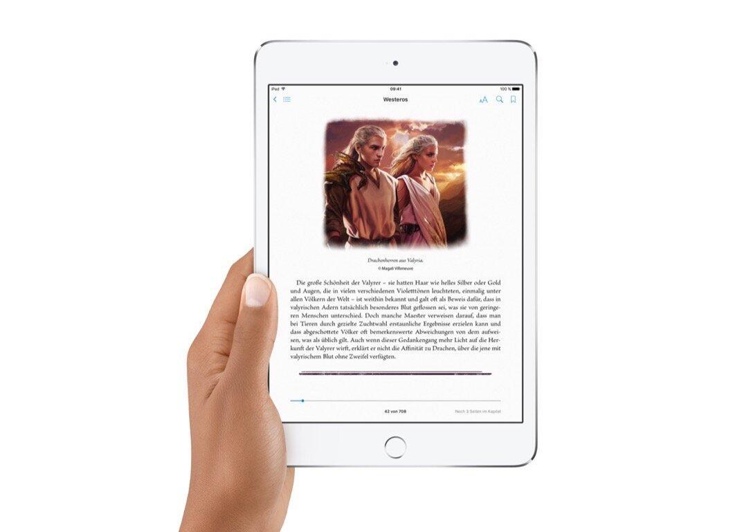 Apple Books Header