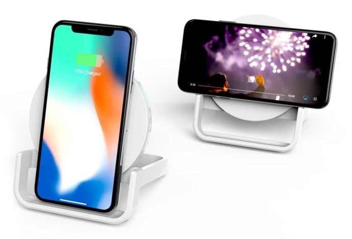 Charging Stand Adjustability