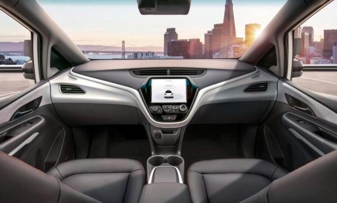 General Motors Cruise Konzept