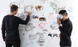 Google Design Daydream Iterations1