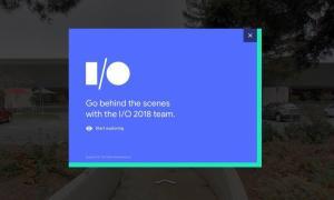 Google Io 2018 Teaser