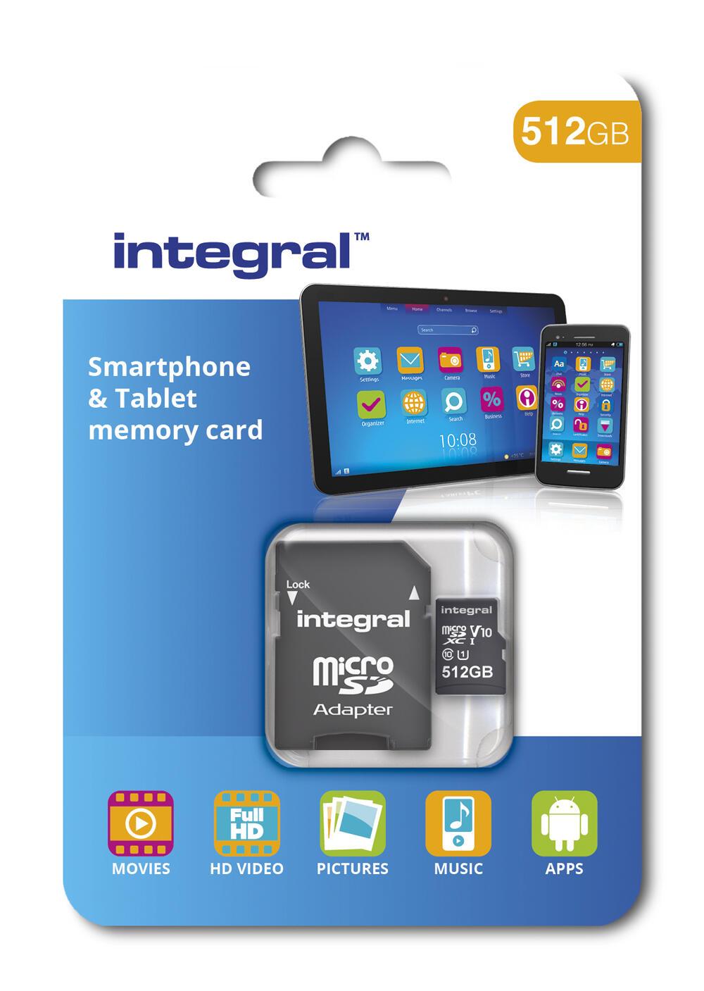 Integral Microsd Verpackung