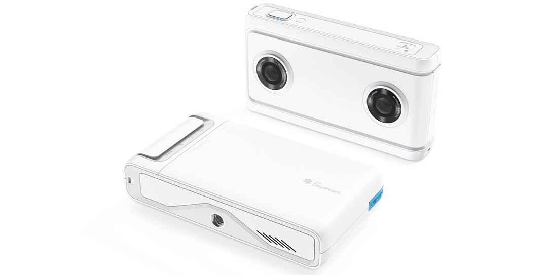 Lenovo Mirrage Camera