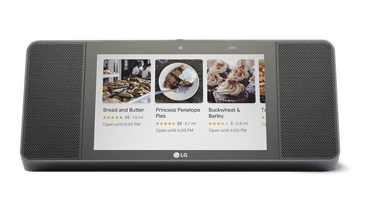 Lg Smart Display