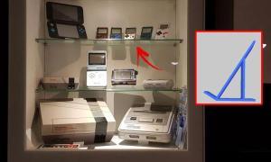 Nintendo Gameboy Stand Minimal