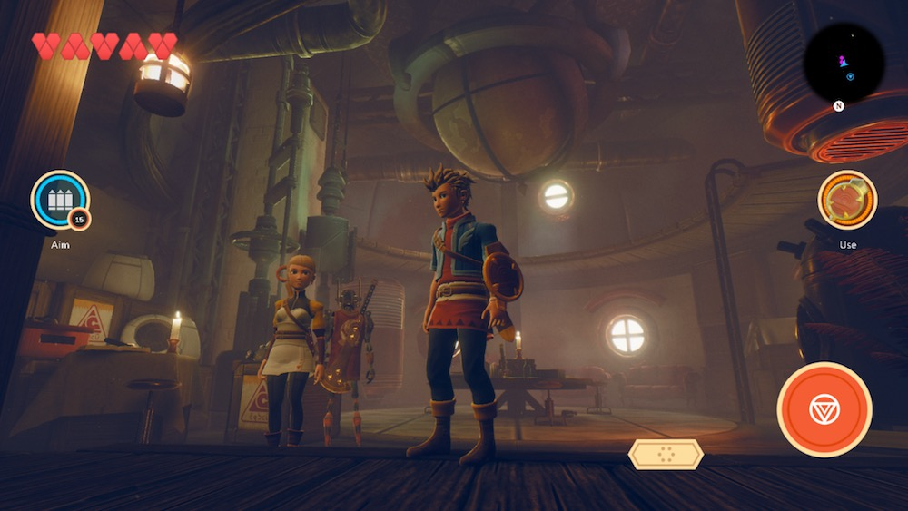 Oceanhorn 2 Screens4