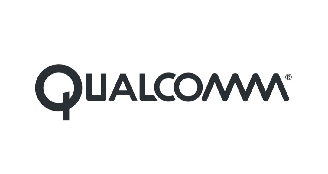 Qualcomm Logo Header
