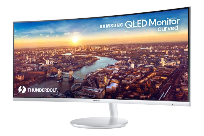 Samsung Cj791 Curved Qled