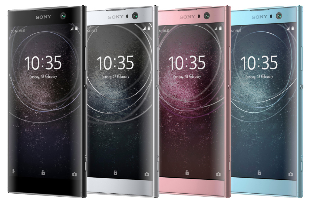 Sony Xperia Xa2 Farben