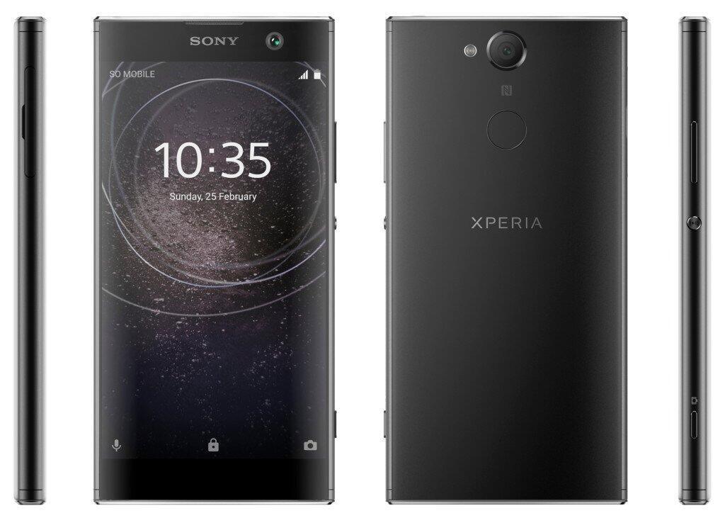 Sony Xperia Xa2 Leak
