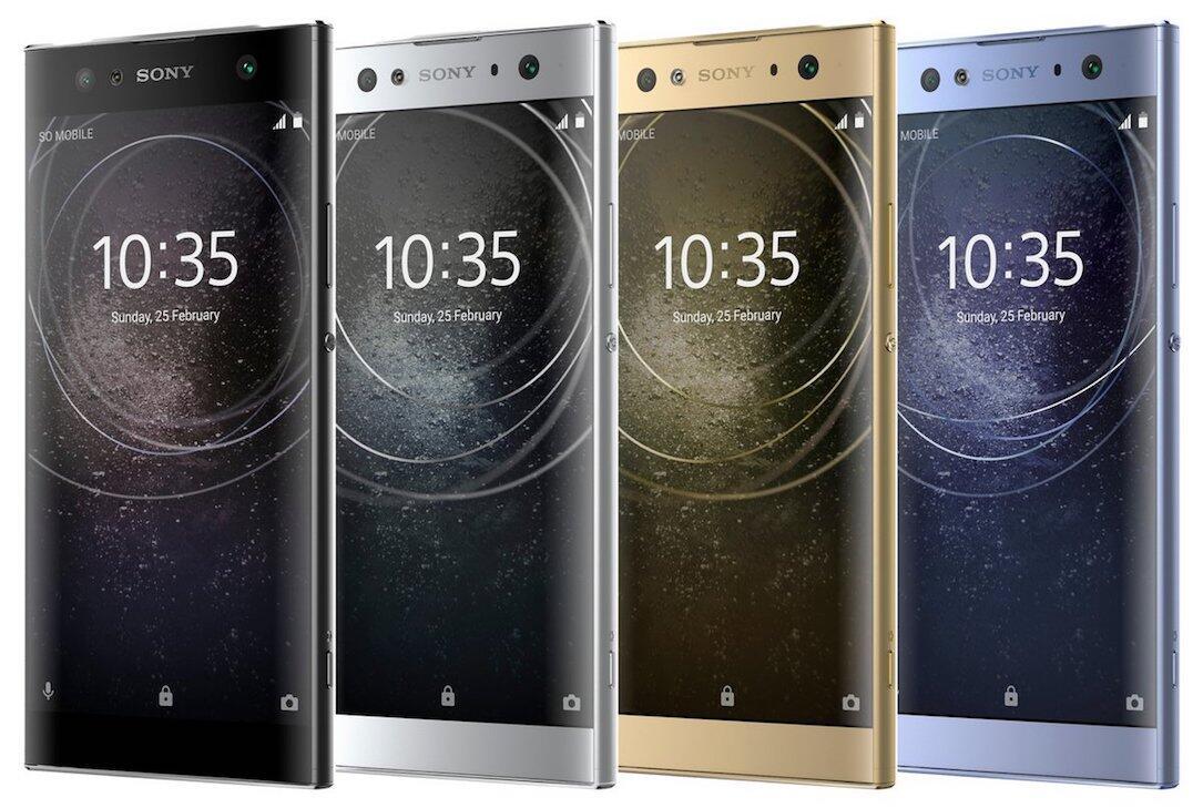 Sony Xperia Xa2 Ultra Farben