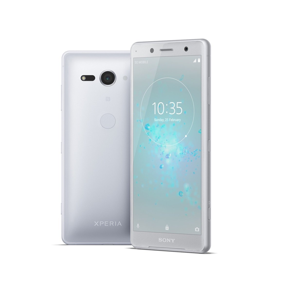 01 Xperia Xz2 Compact White Silver Group