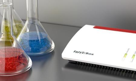 Avm Fritzbox 7590 Labor