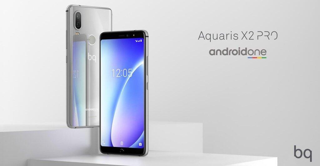 Bq Aquaris X2 Pro Teaser