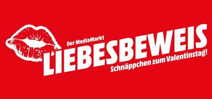 Der Mediamarkt Liebesbeweis Visual