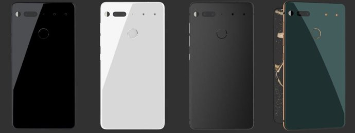 Essential Phone Colors