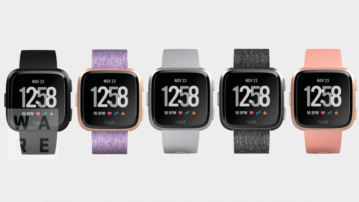 Fitbit Smartwatch 2018 Leak3