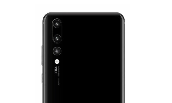 Huawei P20 Plus Leak Header