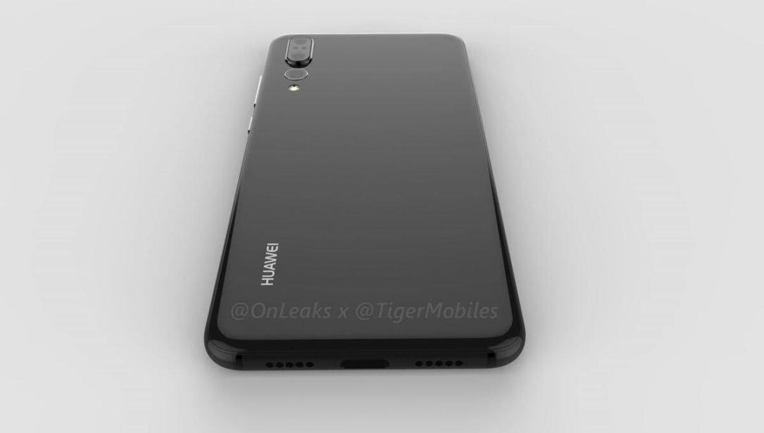 Huawei P20 Plus Leak1