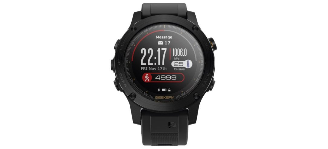 Ironcloud Smartwatch