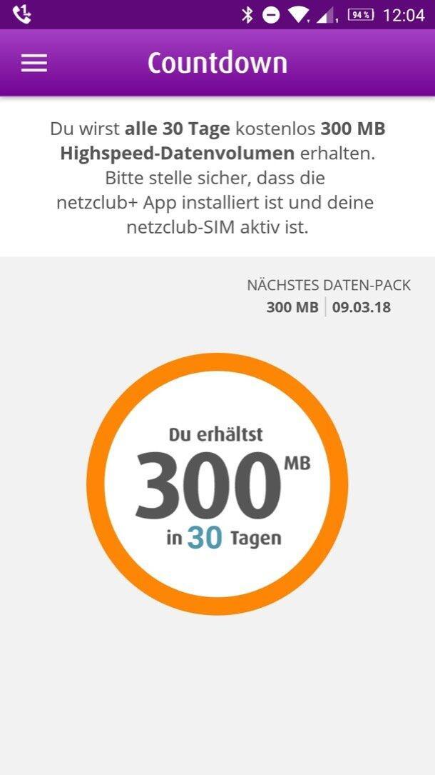 Netzclub Lockscreen App 1