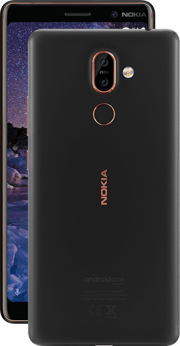 Nokia 7 Plus Black