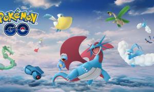 Pokemon Go Hoenn