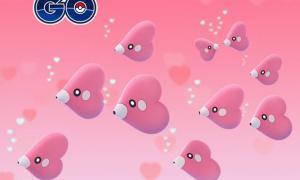 Pokemon Go Valentinstag