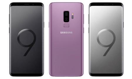 Samsung Galaxy S9 Header
