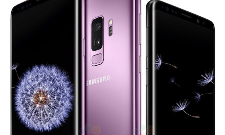 Samsung Galaxy S9 Leak Header