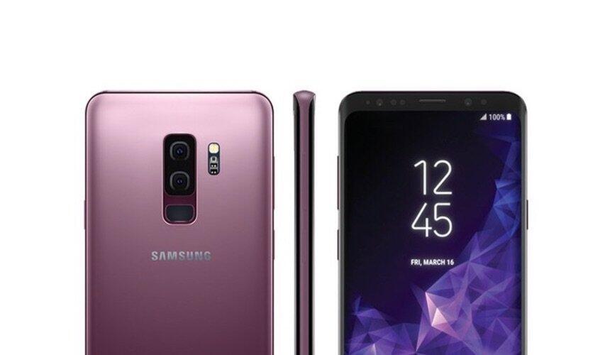 Samsung Galaxy S9 Leak Header