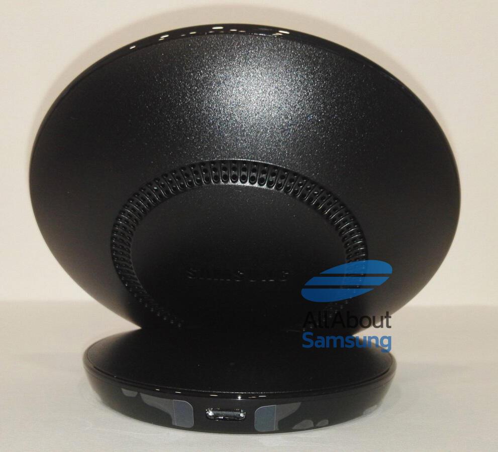 Samsung Wirless Charger Stand Hinten