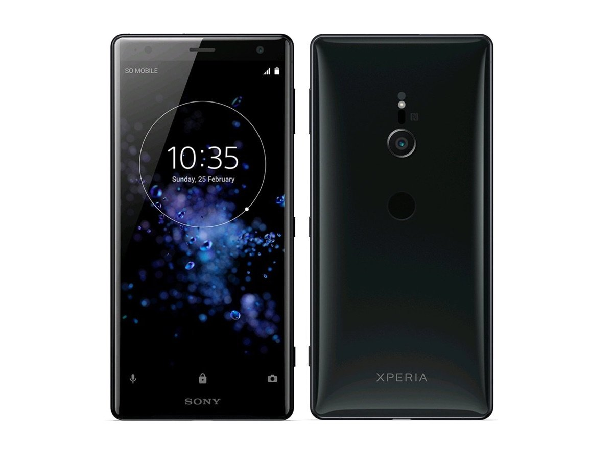 Sony Xperia Xz2 Leak Header