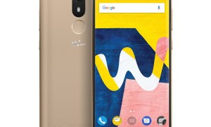 Wiko View Lite Gold Compo 01